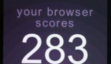 HTML 5 test su Nokia N9