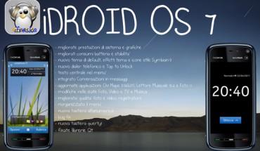 iDROID OS 7.3 by iFraska (custom firmware per 5800)