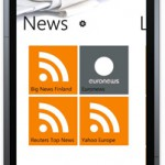 WP7 RSS Reader