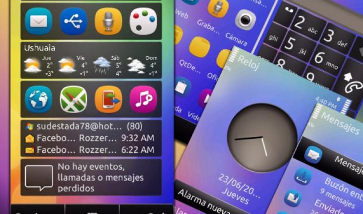 Rainbow Symbian Anna by MMMOOO