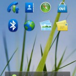 Nokia N8 Xeon Home Screen