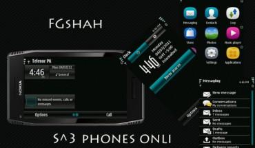 Black Aqua by FG Shah
