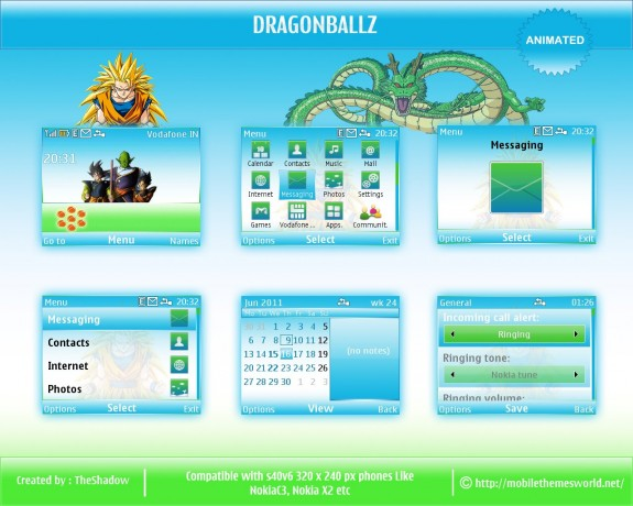 DragonballZ by TheShadow