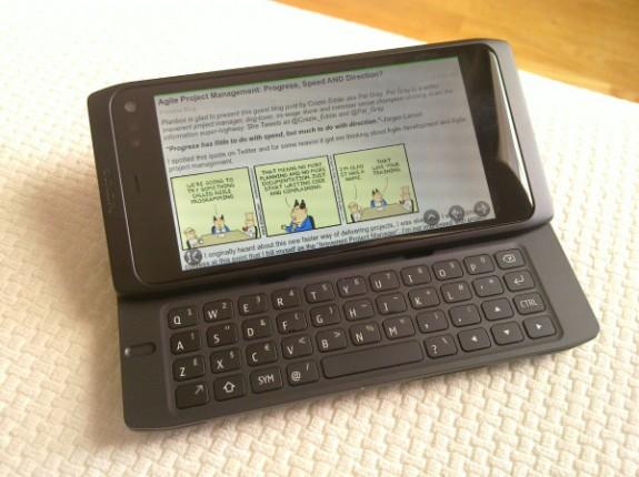 NewsFlow N950