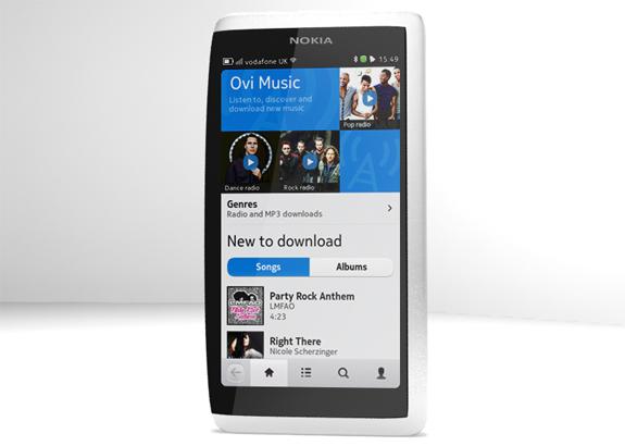 Nokia N10 concept