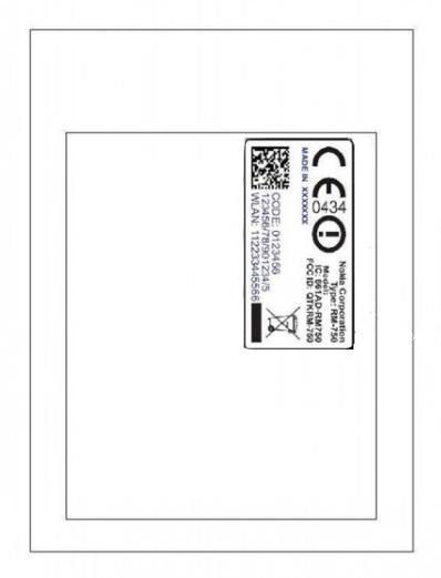 Nokia Rm-750