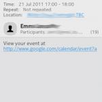 Email su MeeGo