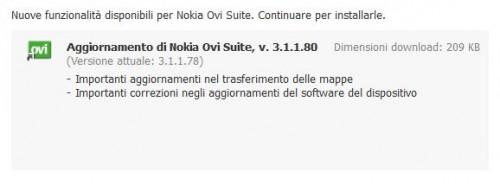 Ovi Suite 3.1.1.80