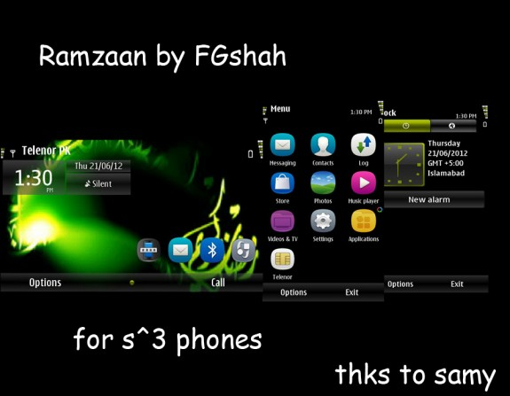 Ramzaan by FG Shah