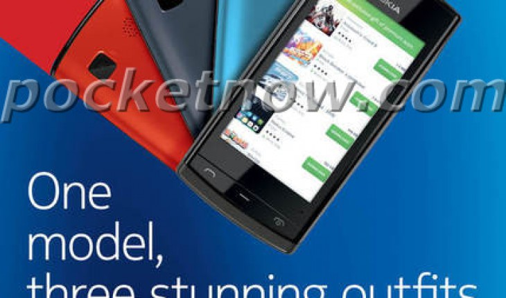 Nokia Fate 500 Press Release