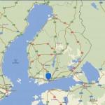 Nokia Mappe Web su iOS