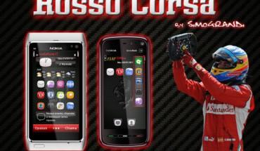 Rosso Corsa by Simograndi