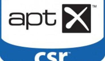 CSR-aptX