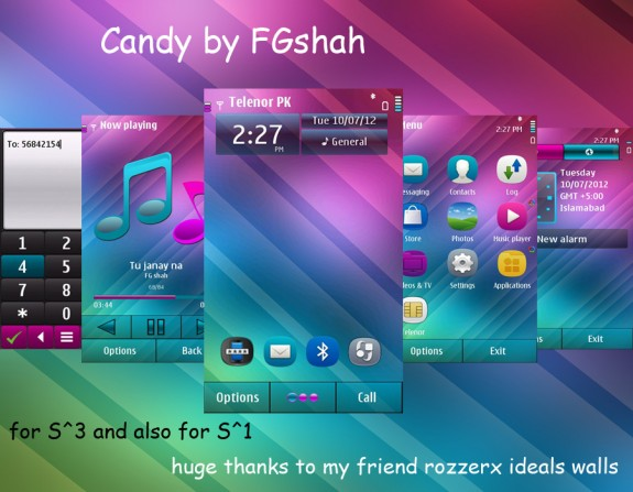 Candy by FG Shah