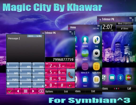 Magic City by Khawar