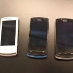 Nokia 700 White Blu Silver