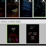 Nokia Sleeping Screen