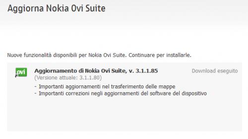 Ovi Suite v3.1.1.85