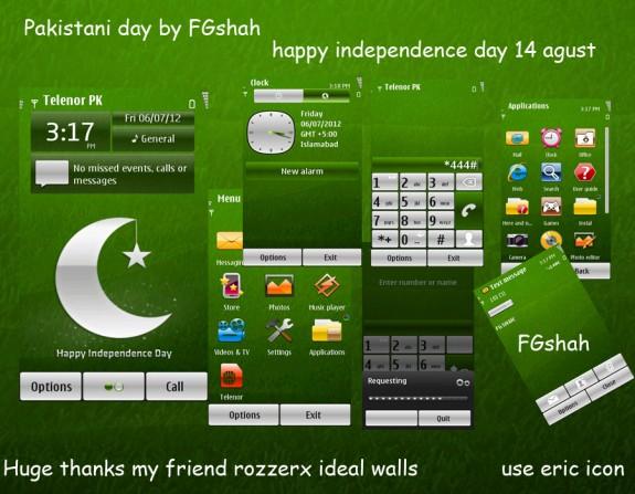 Pakistani day by FG Shah