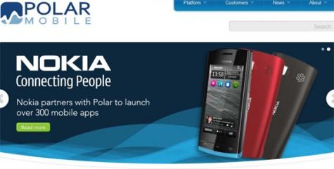 Polar Mobile Nokia