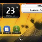 Symbian Belle UI