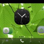 Symbian Belle widgets