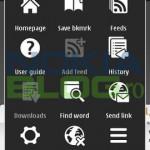 Browser Web Symbian Belle