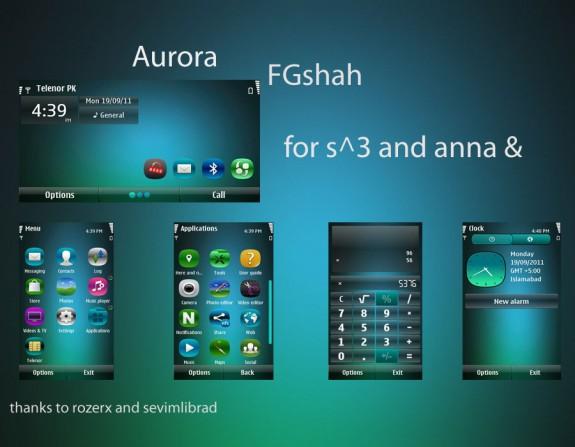 Aurora by FG Shah