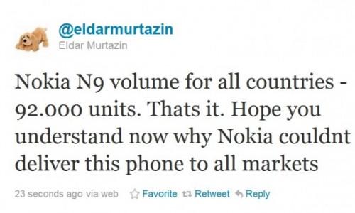Eldar Murtazin Su Nokia N9