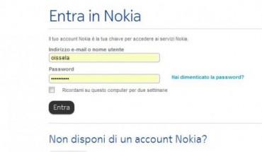 Entra in Nokia