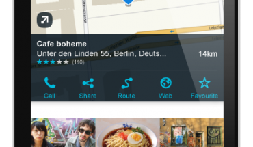 Nokia Maps Mobile