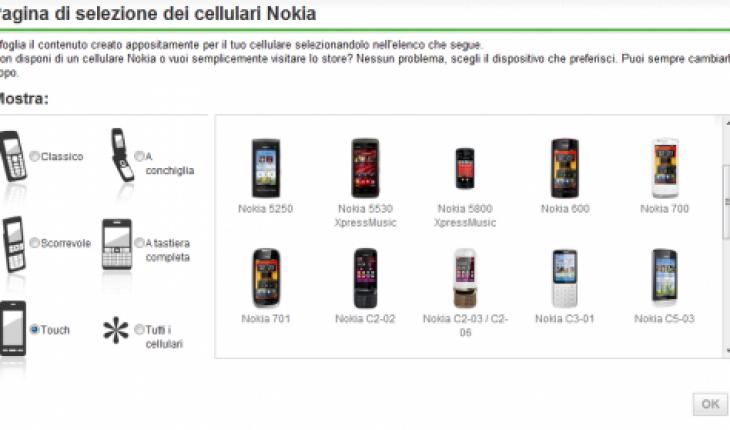 I Nokia 600, 700, 701 su Ovi Store