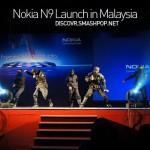 Nokia N9 lancio in Malesia