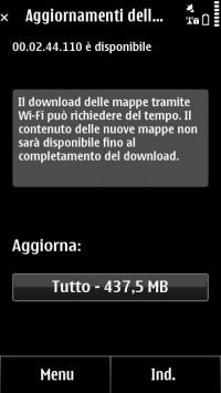 Nokia Ovi Mapp v0.02.44.110