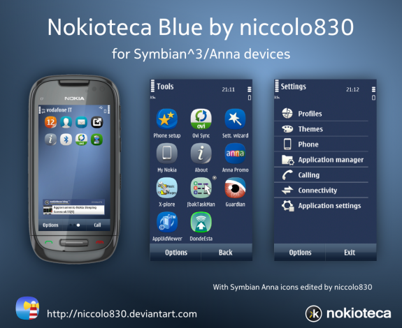 Nokioteca Blue by niccolo830