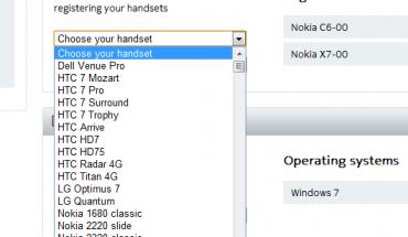 Windows Phone Beta Labs