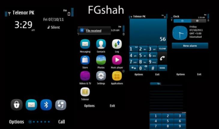 Blue Demand by FG Shah