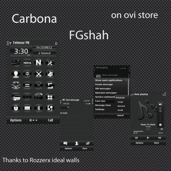 Carbona by FG Shah