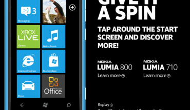 Demo Nokia Lumia 800
