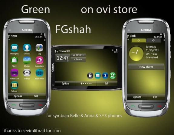 Green by FG Shah