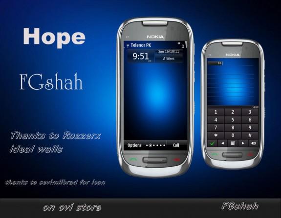 Hope by FG Shah