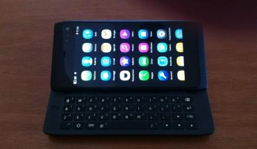 MeeGo su Nokia N950