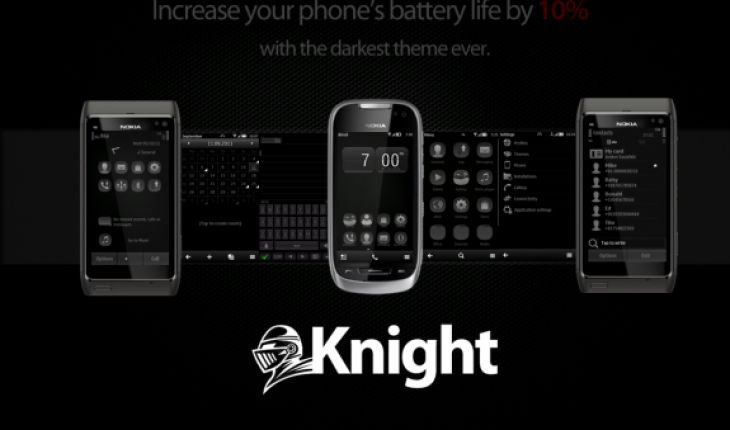 Knight by LogonAniket