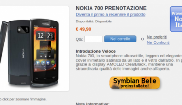 Nokia 700 NStore.it