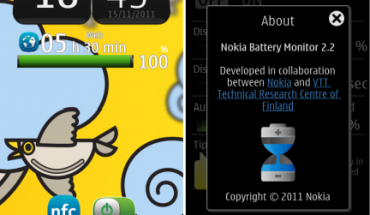 Nokia Battery Monitor 2.2