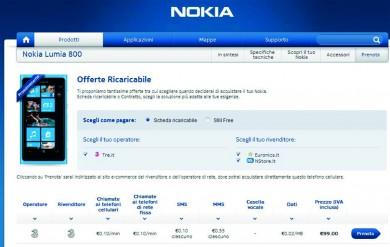 Nokia Lumia 800 3 ita