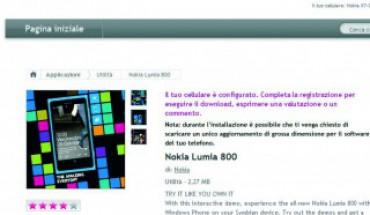 Nokia Lumia App