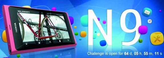 Nokia N9 Contest