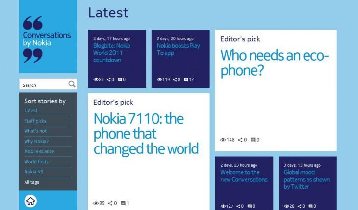 Nokia Conversations