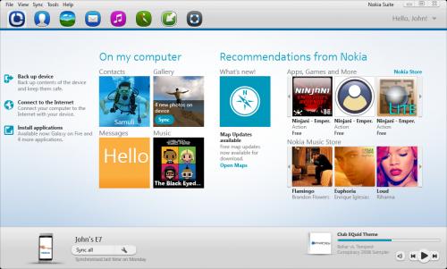 Nokia Suite v3.2